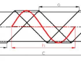线束加工中胶带缠绕长度计算公式探讨