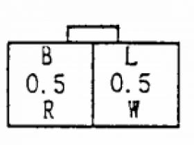 如何看线束2D图,线束2D图识图方法