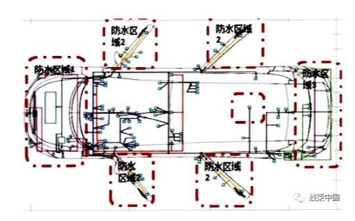 浅谈汽车线束接点的设计