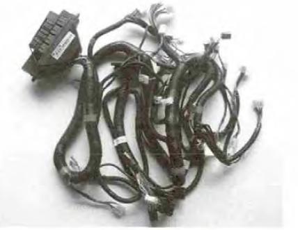 工程机械电气系统线束布置与装配要点分析