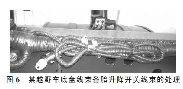 汽车电气线束布置要点浅析