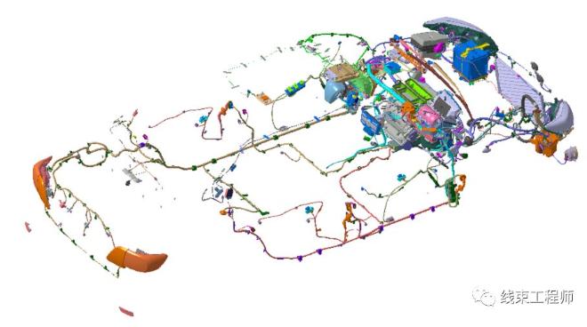 【福利】特斯拉Model 3整车数据(含线束)资源(免费下载)