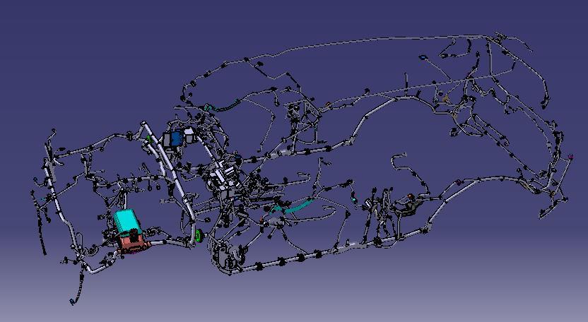 线束工程师:丰田汽车线束设计参考资料包