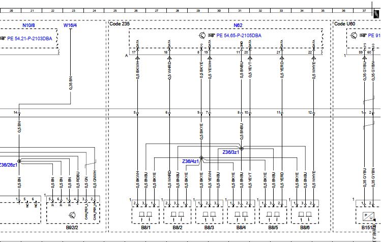 线束工程师:奔驰汽车线束设计参考资料包
