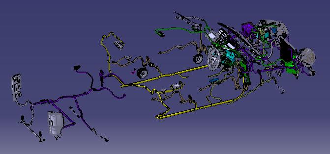 线束工程师:福特汽车线束设计参考资料包
