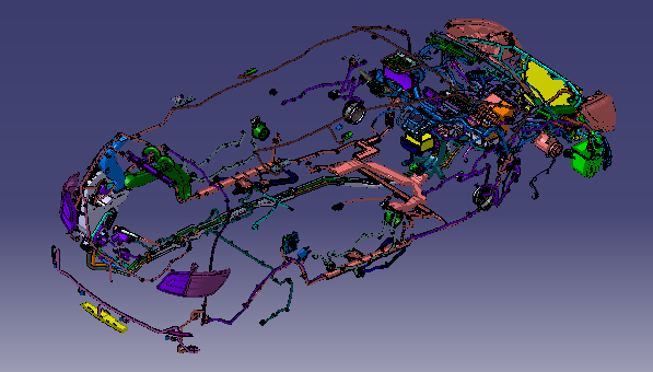线束工程师:通用汽车线束设计参考资料包