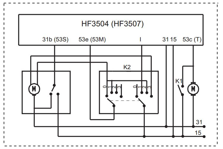 线束工程师:汽车低压继电器的介绍与选用