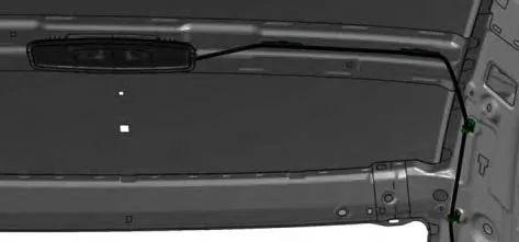 汽车线束固定防护类零件应用