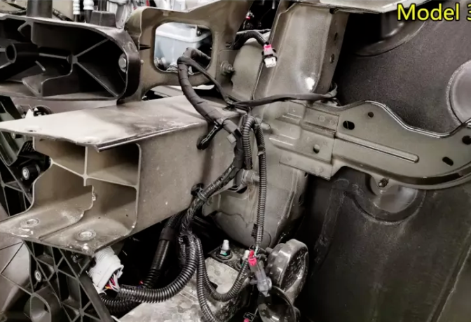 线束工程师:谈谈特斯拉Model 3的线束设计