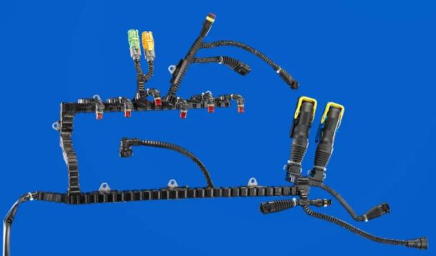 线束发泡,聚氨酯在汽车线束中的应用现状