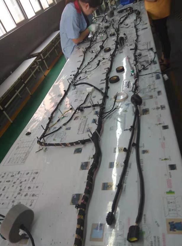 线束导通总检的一般要求