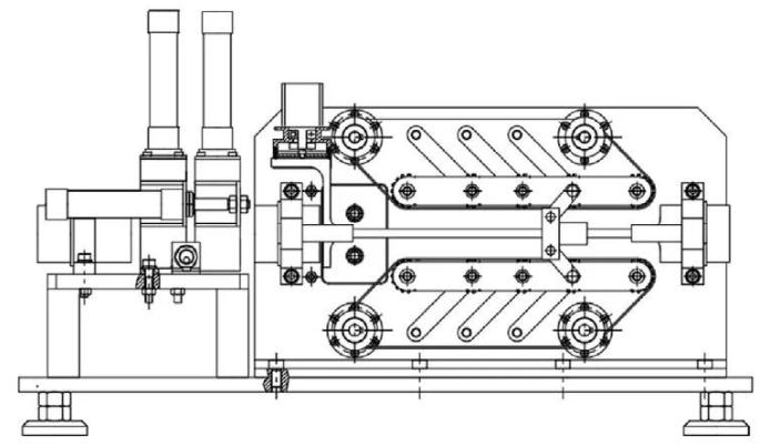 线束波纹管自动加工系统的开发