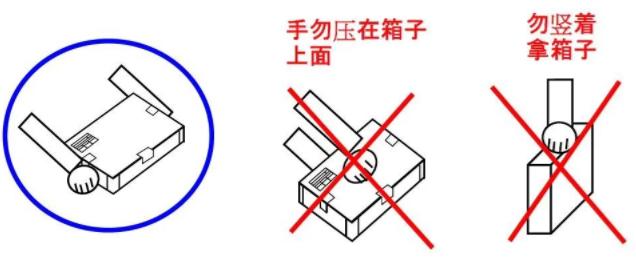 线束端子盒保管和使用上的注意点