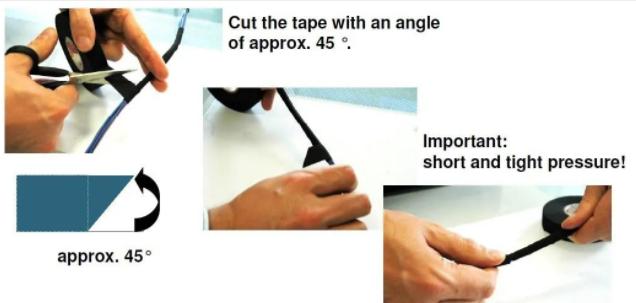 线束胶带翘起问题原因分析与解决方法
