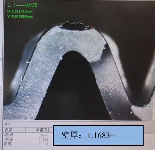 橡胶件Grommet缩孔8D报告