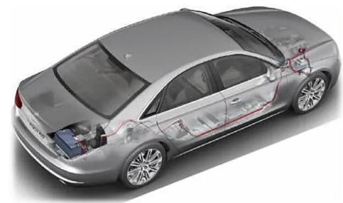 铝棒导线在汽车线束领域的应用