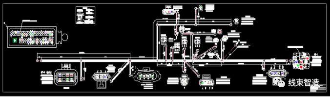 汽车线束完整的工艺流程解析