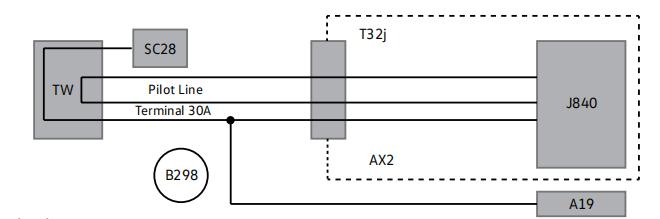 大众MEB平台高压连接分析